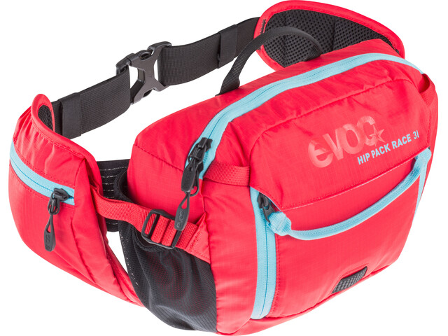EVOC Hip Pack Race - Ceinture d'hydratation - 3 L rouge